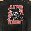 Slaytanic Wehrmacht Hooded Top