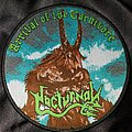 """Nocturnal - Patch - Nocturnal """"Arrival of the Carnivore"""" patch"""