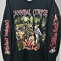 Cannibal Corpse - TShirt or Longsleeve - Cannibal Corpse -  Tour Of The Wretched 2004 longsleeve