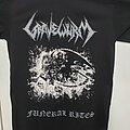 "Gravewürm - TShirt or Longsleeve - Gravewürm ""Funreal Rites"" shirt"