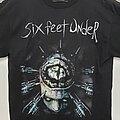 "Six Feet Under - TShirt or Longsleeve - Six Feet Under ""Maximum Violence"" shirt"