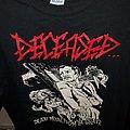 Deceased... - TShirt or Longsleeve - Deceased... tour shirt 2017