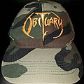 Obituary - Other Collectable - Obituary - camo hat