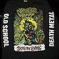 "Jungle Rot - TShirt or Longsleeve - Jungle Rot ""Skin The Living"" longsleeve"