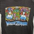 "White Zombie - TShirt or Longsleeve - White Zombie ""La Sexorcisto Devil Music Vol. 1"" tour shirt"