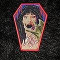 "Killjoy - Patch - KILLJOY ""Compelled By Fear"" woven patch"