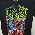 """Broken Hope - TShirt or Longsleeve - Broken Hope """"Swamped In Gore"""" shirt"""