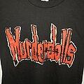 Murderdolls - TShirt or Longsleeve - Murderdolls - front and back print shirt