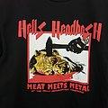Midnight - TShirt or Longsleeve - Hells Headbash shirt