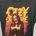 "Ozzy Osbourne ""No More Tours vol. 2""  2018 Official U.S.Tour Shirt"
