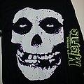 The Misfits - TShirt or Longsleeve - The Orginal Misfits longsleeve skull
