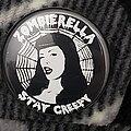 "Messer Chups - Pin / Badge - Messer Chups ""Zombierella"" pin"