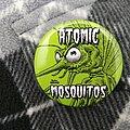 Atomic Mosquitos - Pin / Badge - Atomic Mosquitos pin