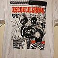 Escuela Grind - TShirt or Longsleeve - Escuela Grind - 2021 Tour Shirt