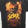 "Slayer - TShirt or Longsleeve - Slayer ""The Final Campaign"" tour shirt"