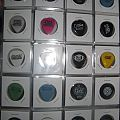 Ozzy guitar pick collection Other Collectable