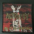 Autopsy - Patch - Autopsy acts of the unspeakable patch