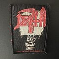Death - Patch - Death Individual Thought Patterns patch (Skull version)