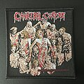 Cannibal Corpse - Pin / Badge - Cannibal Corpse The Bleeding patch