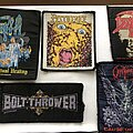 Obituary - Patch - Patches For Eternal nightmare!