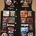 My Battle jacket so far
