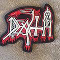 Death - Logo Patch