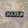 Nails - Logo Patch