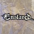 Enslaved - Logo Back Patch