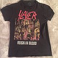 Slayer - Reign In Blood T Shirt