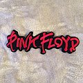 Pink Floyd - Red Vintage Back Patch