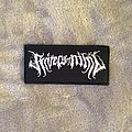 Rivers of Nihil - Logo Patch