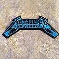 Metallica - Blue Vintage Back Patch
