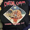 Cannibal Corpse - TShirt or Longsleeve - Cannibal Corpse - Hammer Smashed Face