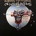 Iron Maiden - TShirt or Longsleeve - can i play with madness