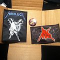 Metallica - Patch - New patches.
