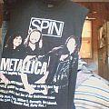Metallica - TShirt or Longsleeve - Metallica Spin Magazine cover