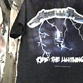 Metallica - TShirt or Longsleeve - Metallica - Ride The Lightning