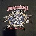 Megadeth - TShirt or Longsleeve - I Kill For Thrills Bootleg
