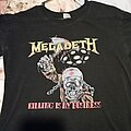 Megadeth - TShirt or Longsleeve - Killing is my business Bootleg