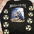 Megadeth - TShirt or Longsleeve - Hourglass
