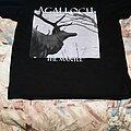 Agalloch - TShirt or Longsleeve - The Mantle