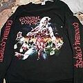 Cannibal Corpse - TShirt or Longsleeve - Eaten Back To Life