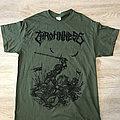 """Thrownness t-shirt """"Sword Battle"""""""