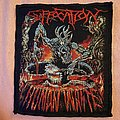 Suffocation - Patch - Human Waste Patch