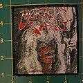 Morbid Saint - Patch - Morbid Saint Boot