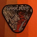 Napalm Death - Patch - Pull the plug patches Napalm Death