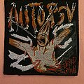Autopsy - Patch - Indo Severed Survival boot