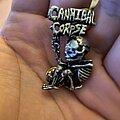 Cannibal Corpse - Pin / Badge - Cannibal Corpse butchered at birth pin