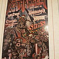 Death angel 2019 Xmas show poster