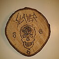 Slayer - Other Collectable - Slayer Woodburning!